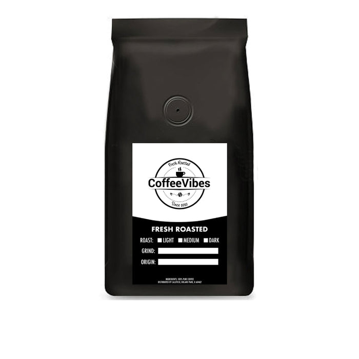 African Kahawa Blend - Coffee Vibes