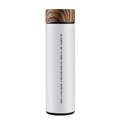 TCV-1016 Wooden Look Coffee Flask - Coffee Vibes