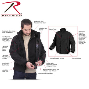 StormPro 3-in-1 Spec Ops Soft Shell Jacket
