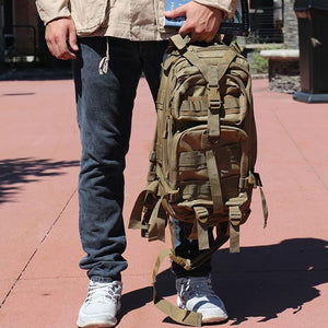 Rothco Camo Medium Transport Pack