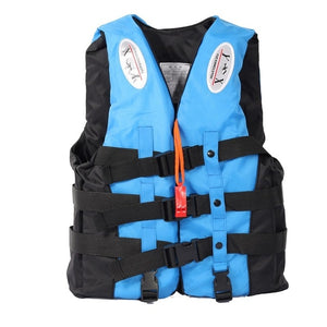 Open image in slideshow, Owlwin Universal Survival Life Jacket for Adult and Children