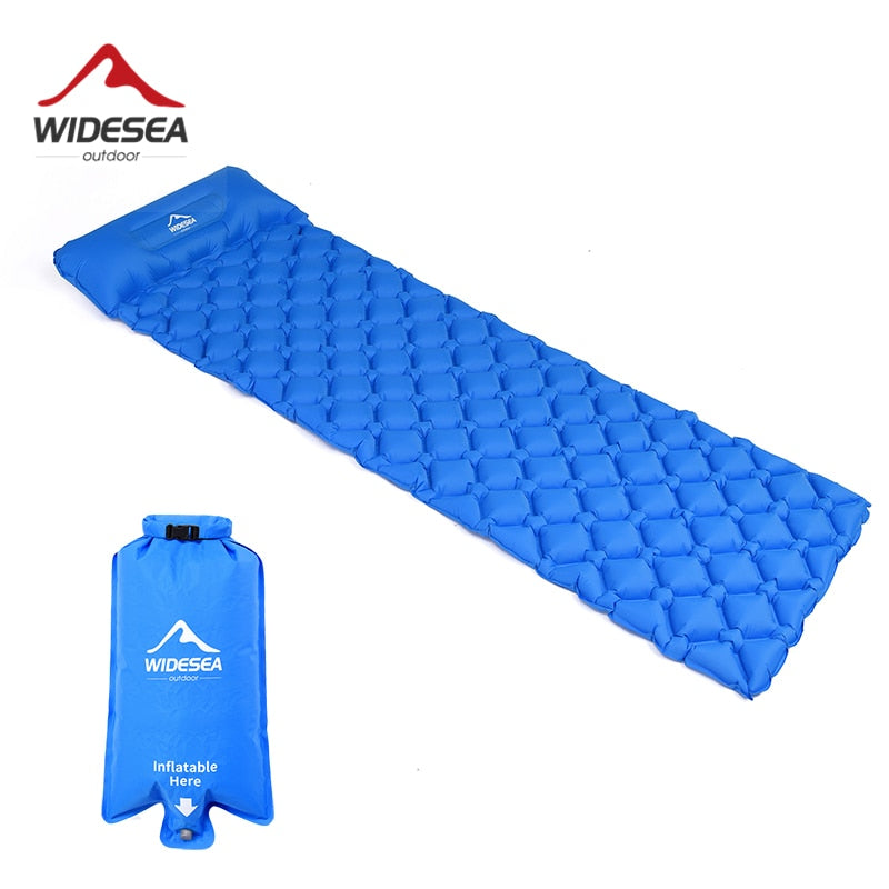 Widesea Camping Sleeping Inflatable Air Mattresses