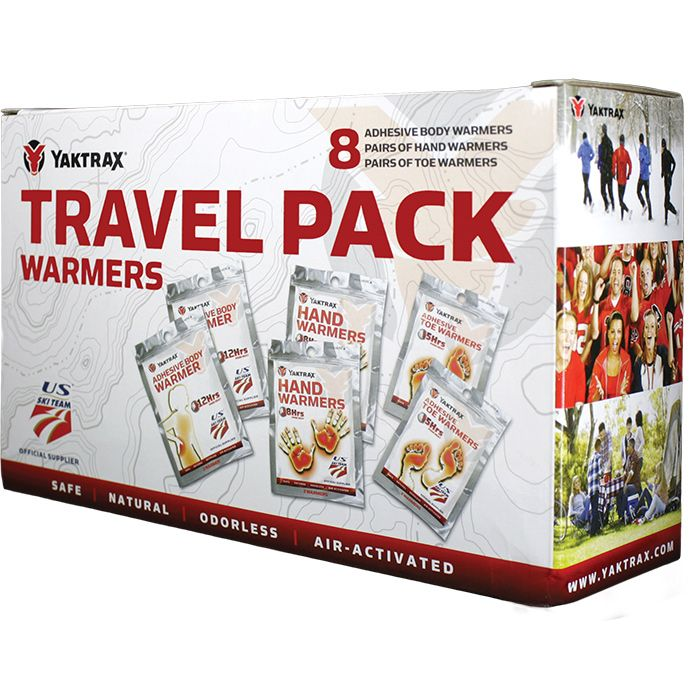 Warmers Travel Pack