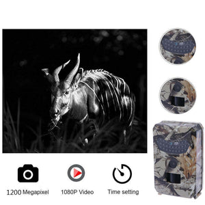Falconsight™ Wildlife Hunting Trail Game Camera