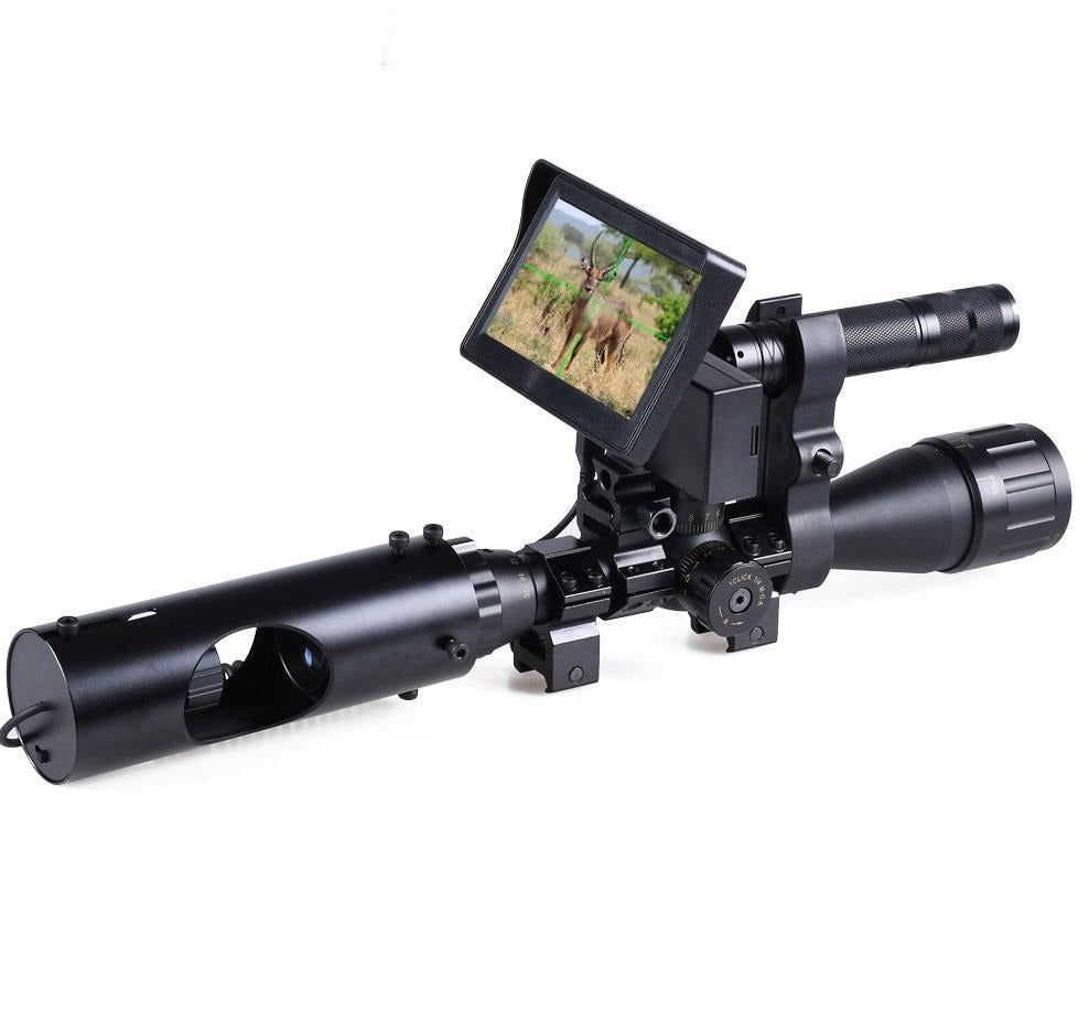 Falconsight™ 850nm Infrared Night Vision Scope Attachment