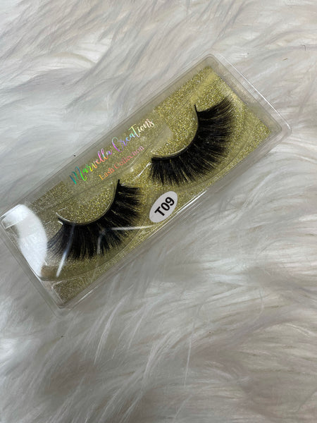 Hollywood Mink Lashes