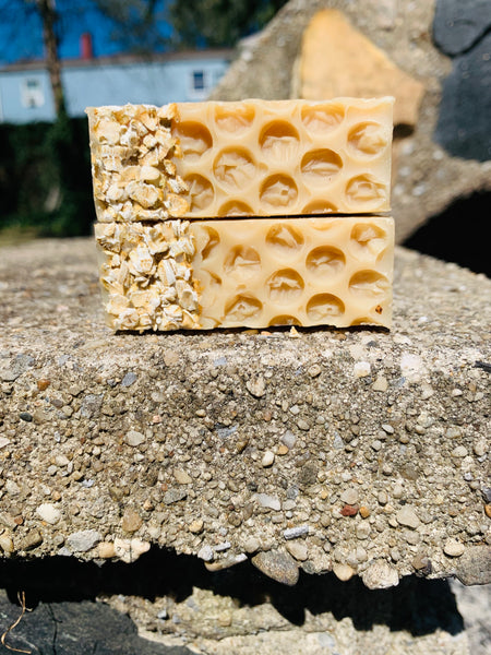 Oat, Honey ! Soap