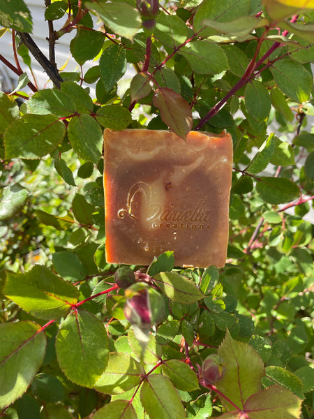 Turmeric & Honey Complexion Soap