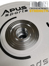 Load image into Gallery viewer, Apus Sports STRONG AND HEAVY COMPETITION BUMPER PLATES