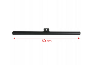 Reinforced Short Bar D60 for Cable Machines
