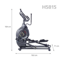 Load image into Gallery viewer, HMS H5815 Magnetic Air Crosstrainer