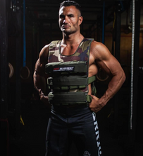 Load image into Gallery viewer, Bushido DBX Heavy Vest 30kg DBX-W-6C