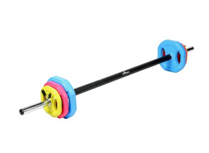BODY PUMP 20kg Barbell Fitness Set