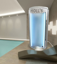 Load image into Gallery viewer, Holl's Vertical Solarium Cabin Sunbed