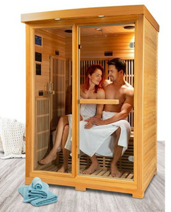 Zora Infrared Sauna 2 People