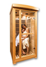 Load image into Gallery viewer, Ruby Infrared Sauna 1 Person