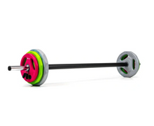 Load image into Gallery viewer, BODY PUMP 20kg Fitness Load Barbell Set