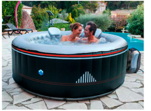 Load image into Gallery viewer, Netspa Montana Poolstar Inflatable Spa jacuzzi