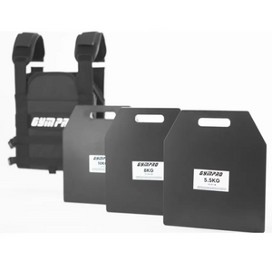 Bodyweight Vest PREMIUM 11kg, 16kg, 20kg Crossfit bodyweight