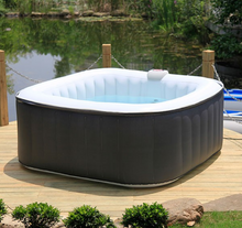 Load image into Gallery viewer, Hinchable Carre Spa Jacuzzi