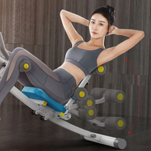 Load image into Gallery viewer, 2 in 1 Abdominal Muscle Exercise Bench