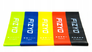 FIZYO Set of Bands Resistance Bands HALF PRICE