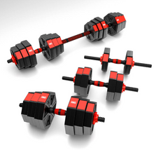 Load image into Gallery viewer, HMS Barbell Composite Weight Set 20kg SGC20 Dumbbell BODYPUMP