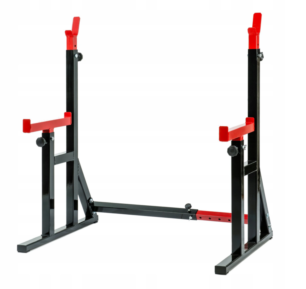 SA3 Barbell Stands with Added Support