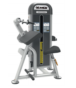 Seated Tricep Extension Machine
