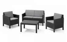 Load image into Gallery viewer, Chicago Lounge Garden Furniture Set