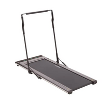 Load image into Gallery viewer, HMS LOOP8 Gray Electric Slim line Treadmill