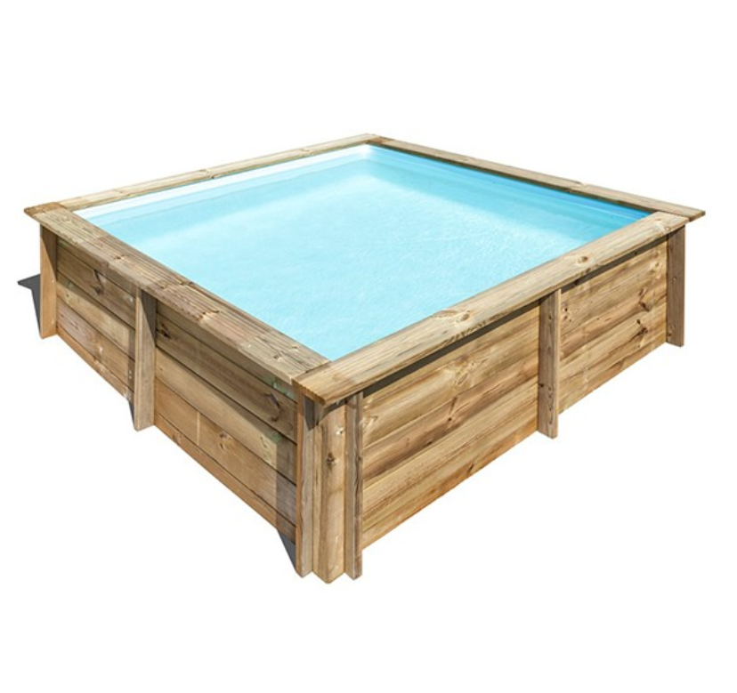 City Square Wooden Pool by GRE