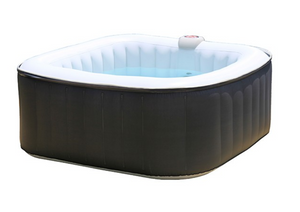 Hinchable Carre Spa Jacuzzi