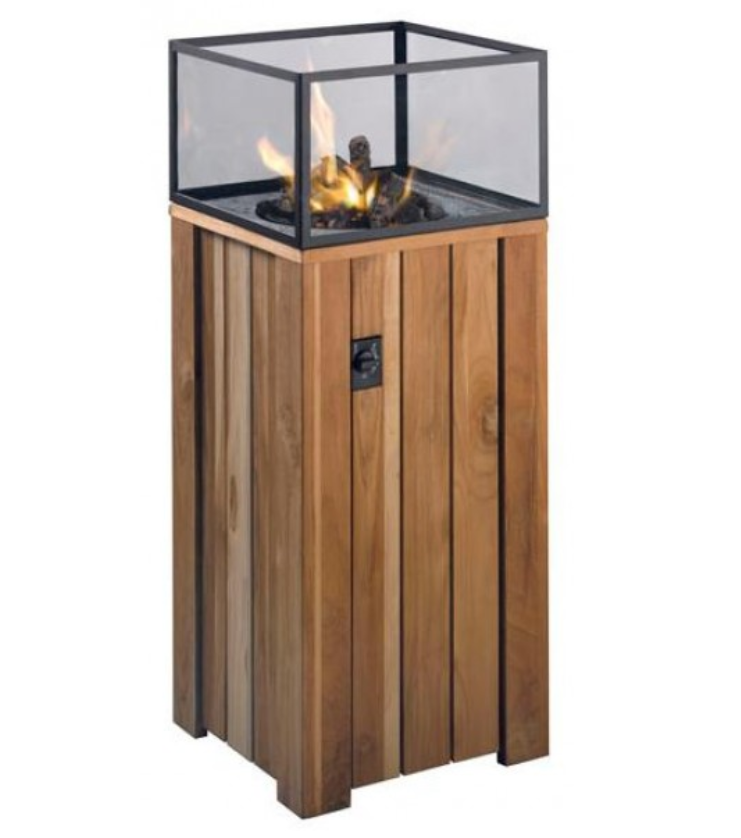 Teakfire Terrace Stove