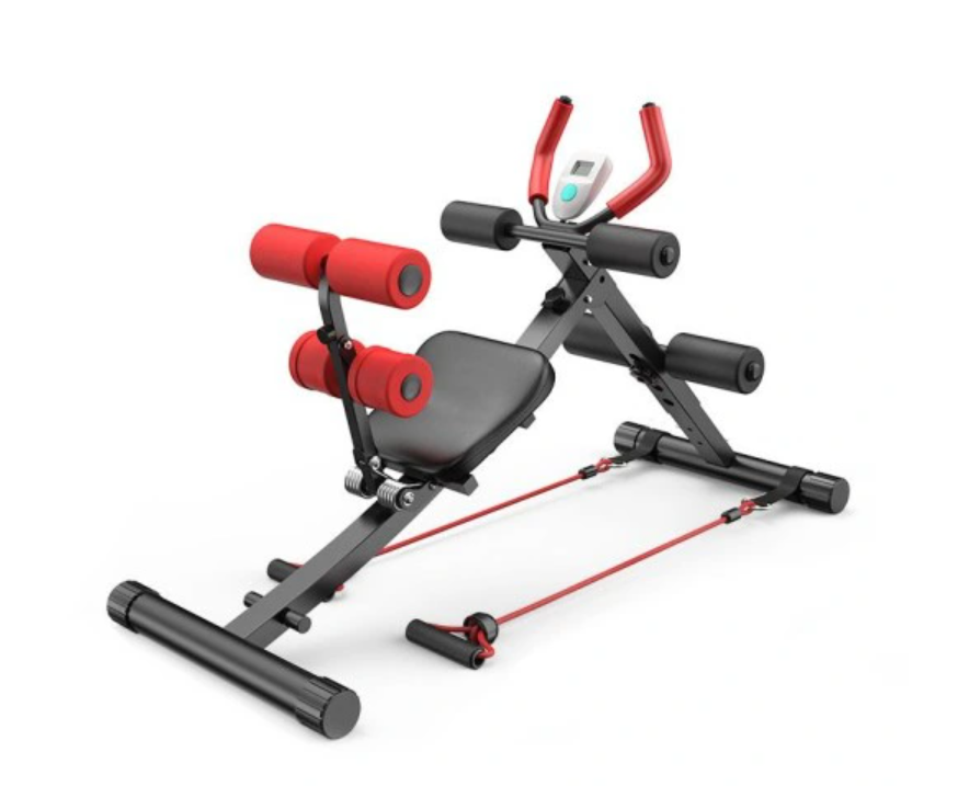 2 in 1 Abdominal Muscle Exercise Bench
