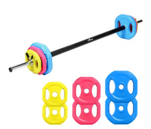 Load image into Gallery viewer, BODY PUMP 20kg Barbell Fitness Set