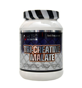 HiTec Nutrition Tri-Creatine Malate 200caps