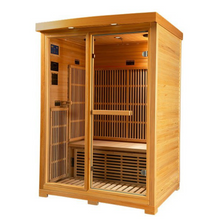 Load image into Gallery viewer, Zora Infrared Sauna 2 People