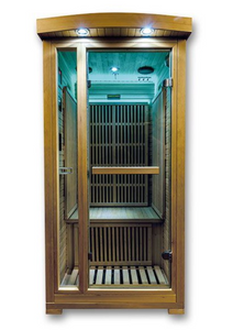Ruby Infrared Sauna 1 Person