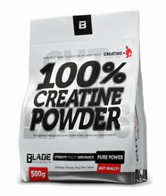 Load image into Gallery viewer, Blade 100% Creatine Powder 500g