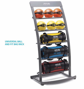 FIT BAG OR BALL RACK 176CM - IRON-STRENGTH.CO.UK