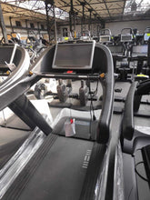 Load image into Gallery viewer, TechnoGym treadmill Run Now Excite+ 700 Visioweb black used - IRON-STRENGTH.CO.UK