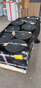 Hi Temp Olympic Bumper Plates / 2x15kg / Pair Up to 70 % off