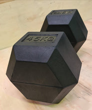 Load image into Gallery viewer, Hex Dumbbells Heavy Sets