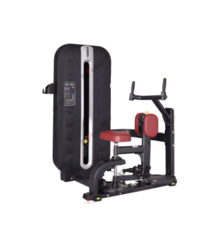 OBLIQUE/TORSO TWIST MACHINE - IRON-STRENGTH.CO.UK