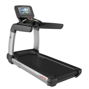 LIFE FITNESS 95T DISCOVER SI TREADMILL USED Running CARDIO Machine