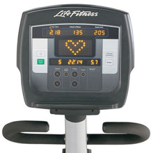 Load image into Gallery viewer, LIFE FITNESS 95R ACHIEVE RECUMBENT BIKE USED