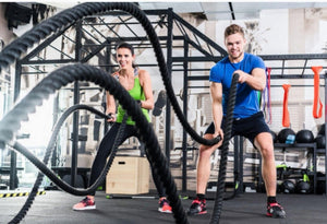 PROFESSIONAL CROSSFIT ROPE 15M