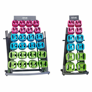 Apus Sports SPACE BAR SET RACK - IRON-STRENGTH.CO.UK