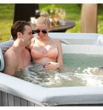 Load image into Gallery viewer, INFLATABLE SPA JACUZZI OZONE 6-PERSON HEATER 40C - IRON-STRENGTH.CO.UK